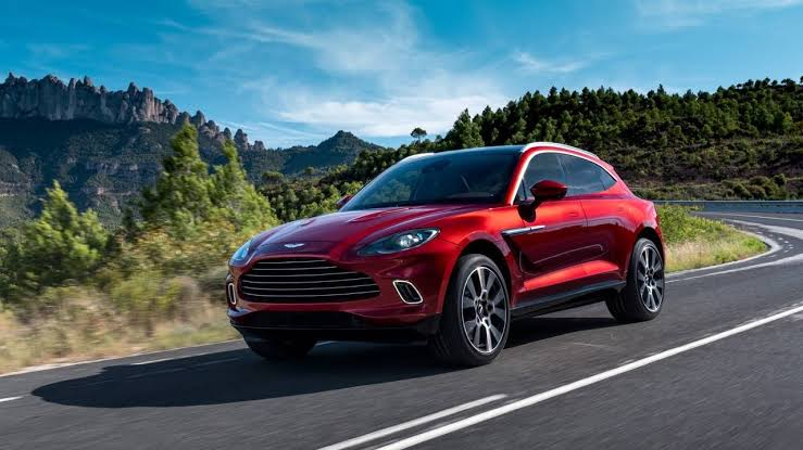 Aston Martin's first SUV, the DBX, set to excite in mid-2020