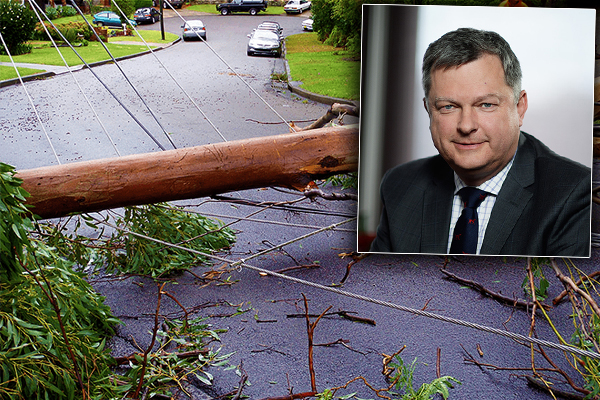 Article image for Ausgrid boss admits blackout response is 'not good enough'