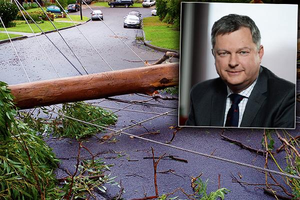 Ausgrid boss admits blackout response is 'not good enough'