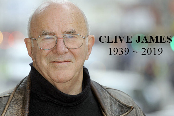 Article image for Cultural giant gone: Australian author and broadcaster Clive James dies
