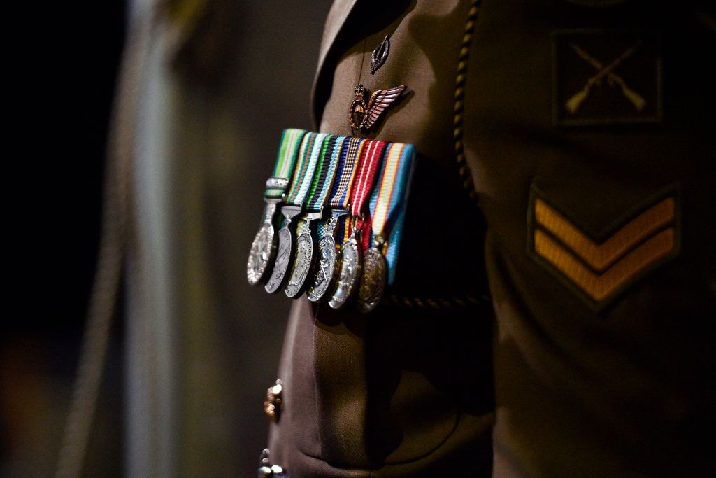 Article image for Victoria Cross winner calls for military bosses to be sacked over treatment of veterans