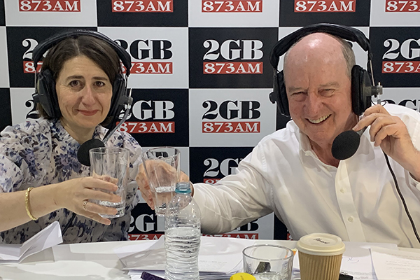 Premier Berejiklian concedes changes must be made to deal with drought