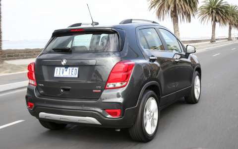 Holden Trax - 2