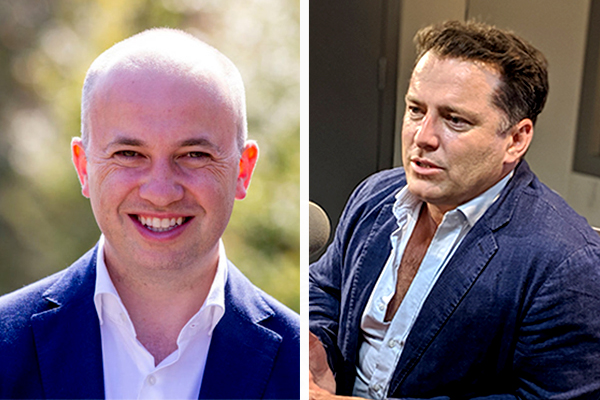 'The state's burning!': Karl Stefanovic clashes with Environment Minister