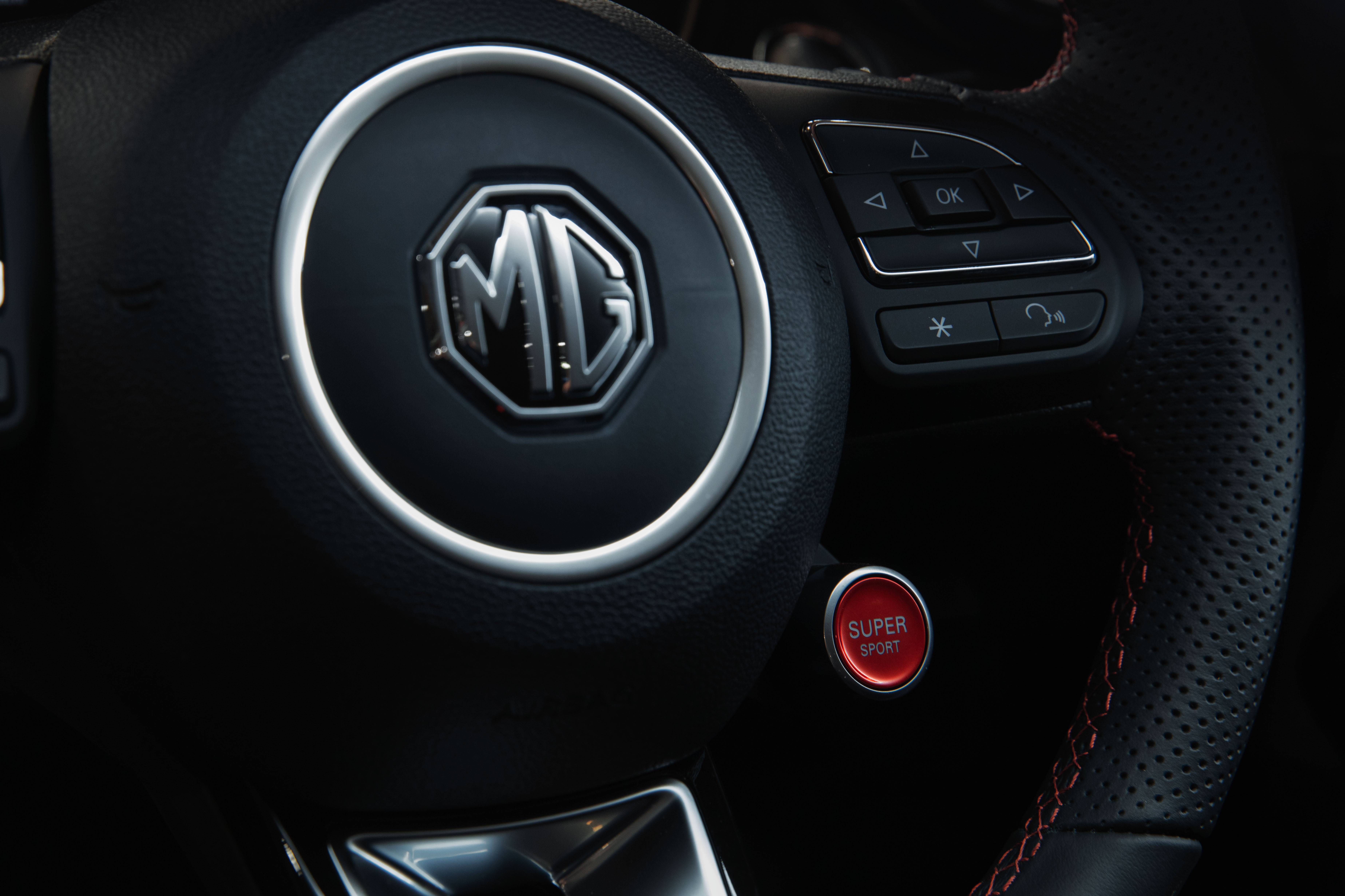 MG brand on the move with new HS SUV and five core model lines