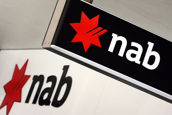 Article image for NAB 'unquestionably strong' despite fall in profits