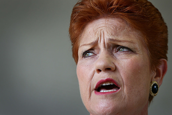 Pauline Hanson blasts QLD's bid for 2032 Olympics