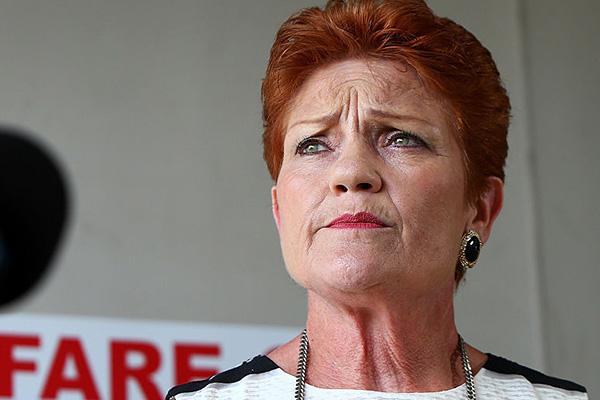 'So much hypocrisy': Pauline Hanson defends snub of union-busting bill