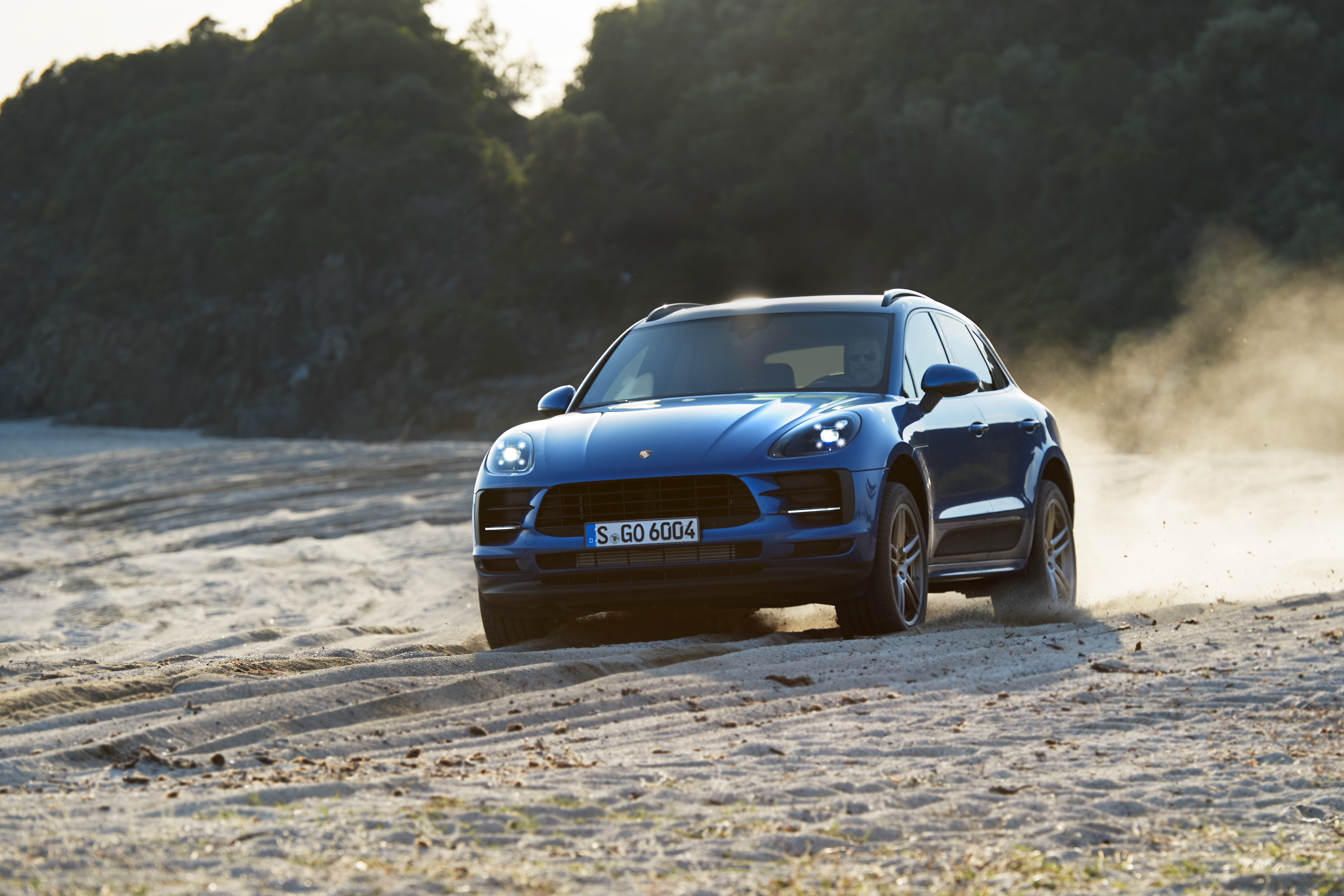 Porsche Macan S – sports car performance in a medium-sized SUV