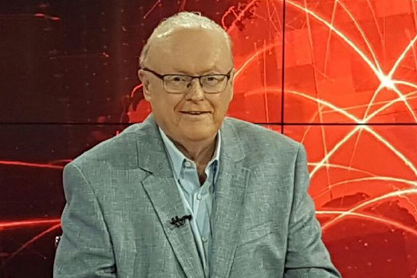 Article image for 'Of course I didn't!': Graham Richardson rubbishes reports he voted Liberal