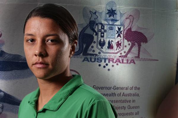'What a joke': Matildas star Sam Kerr snubbed by Jetstar