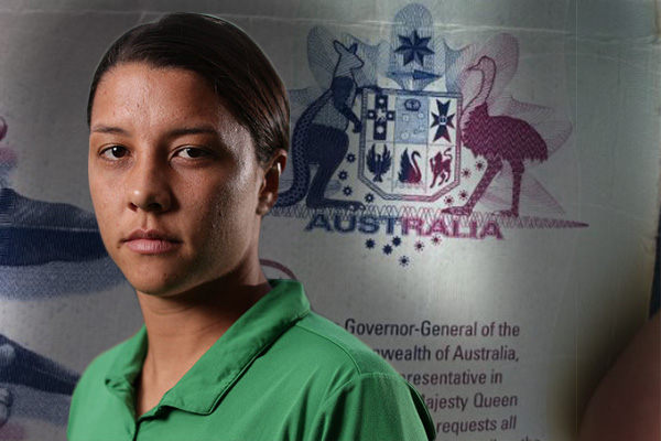 Article image for 'What a joke': Matildas star Sam Kerr snubbed by Jetstar