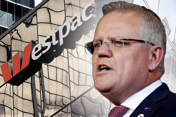 Article image for 'It is deeply disturbing': Prime Minister's 'fury' over Westpac allegations