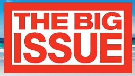 Article image for The Big Issue celebrates 600 editions