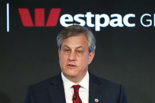 Article image for Westpac CEO steps down over money-laundering scandal