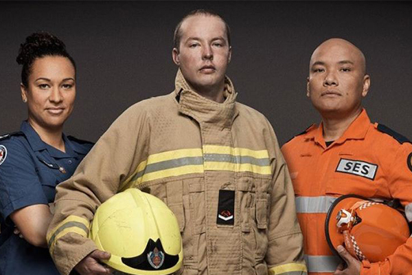 Article image for 'Are they Triple OK?': Aussies encouraged to check in on emergency service workers