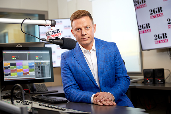 Article image for 'Not a great week': Ben Fordham at centre of Prime Minister's political bungle