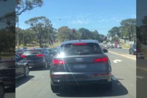 VIDEO | Sydneysider caught defying total fire ban