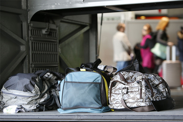 Article image for 8yo trapped in luggage hold of moving bus during school excursion