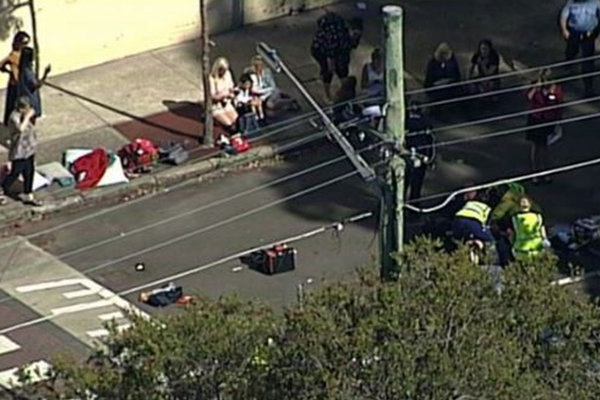 Article image for Child fighting for life after hit by car on Sydney's North Shore