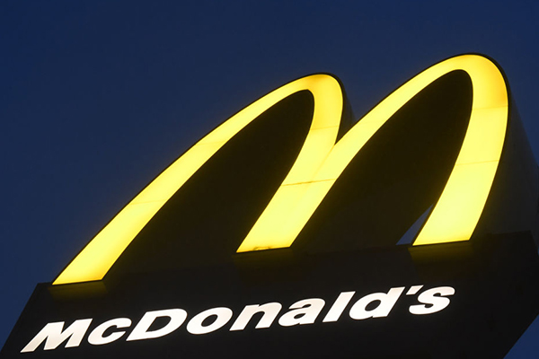 Article image for McDonald's CEO fired for relationship with employee