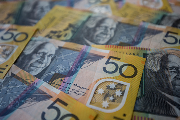Article image for Australia's AAA rating at risk from big spending
