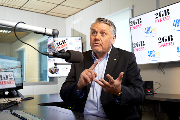 Article image for 'He hasn't got a clue!': Ray Hadley slams senator's 'stupidity'