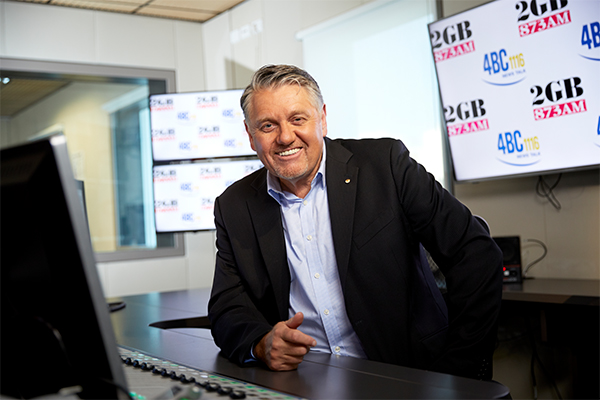Article image for Ray Hadley shares 'the best news I've had for quite some time'