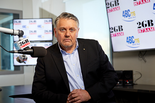 Article image for 'Change it now!': Ray Hadley grills Minister over new welfare benefit