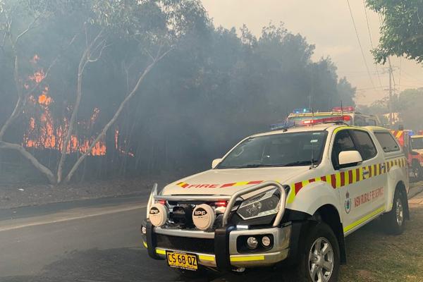 Fundraising efforts underway after bushfires devastate the mid-north coast