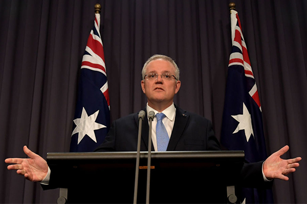 Australia joins major free-trade deal