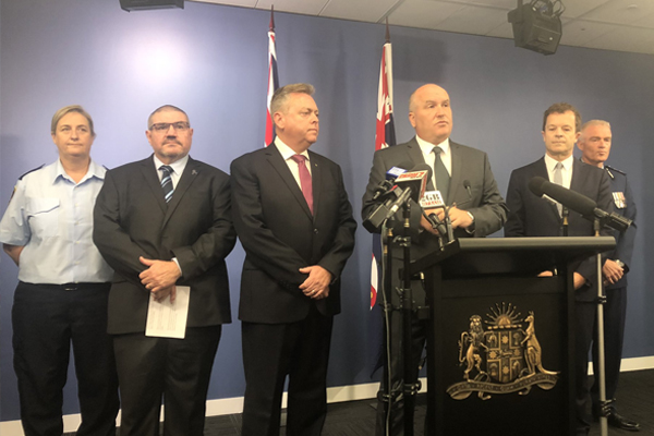 Government listens to Ray Hadley and announces new law protecting emergency services