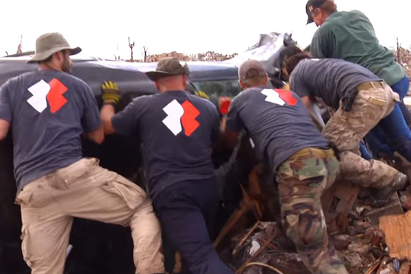 How our veterans are restoring hope to drought-ravaged communities