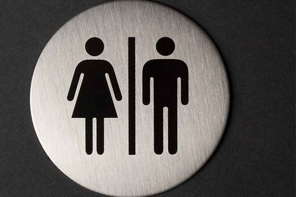 Article image for Introduction of unisex toilets prompts safety concerns