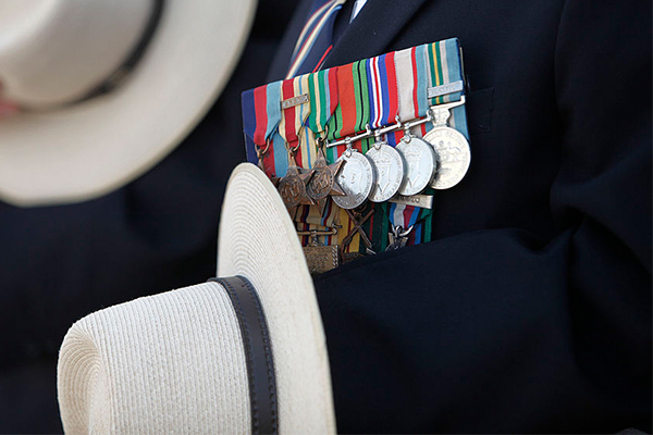 Article image for 'We are not going to bury and forget': Veterans' mothers band together in push for royal commission