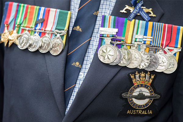Article image for Government insists there's no need for royal commission into veteran suicide