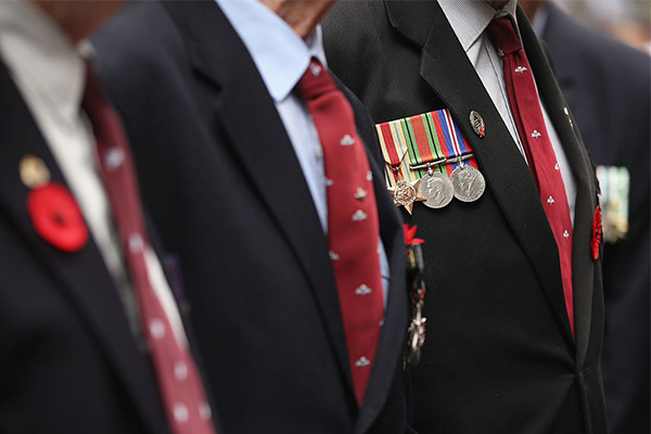 Article image for 'There's a wave coming': Veteran suicide numbers 'understated'