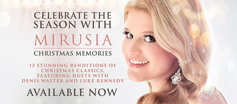 Mirusia The new sound of Christmas