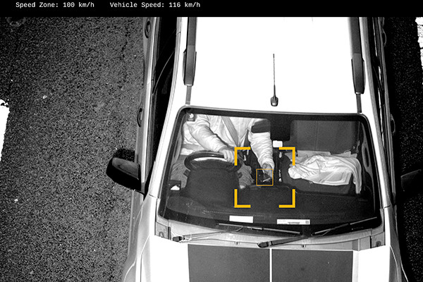 Mobile phone detecting cameras go live in NSW