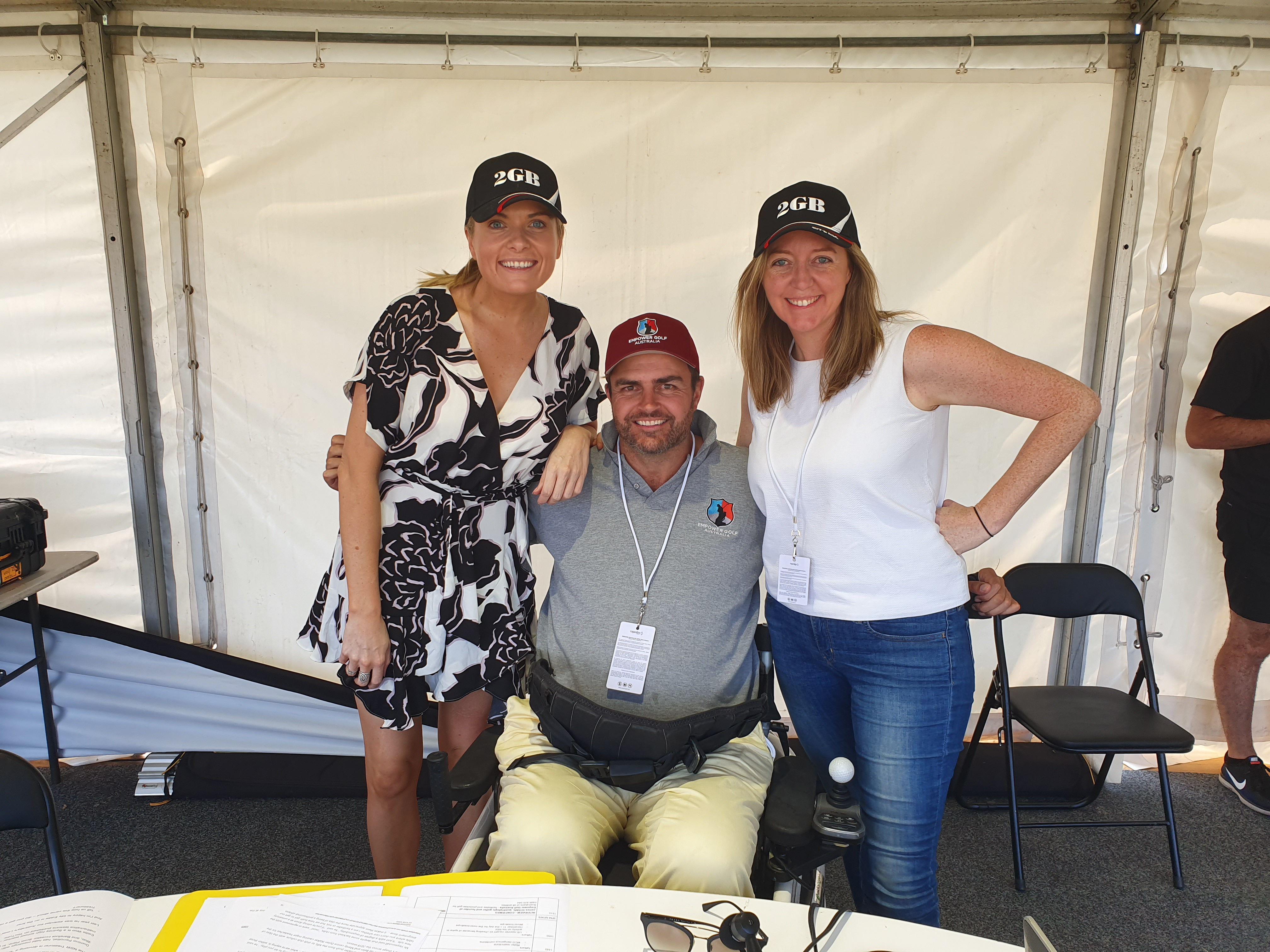The inspiring story of James Gribble and Empower Golf