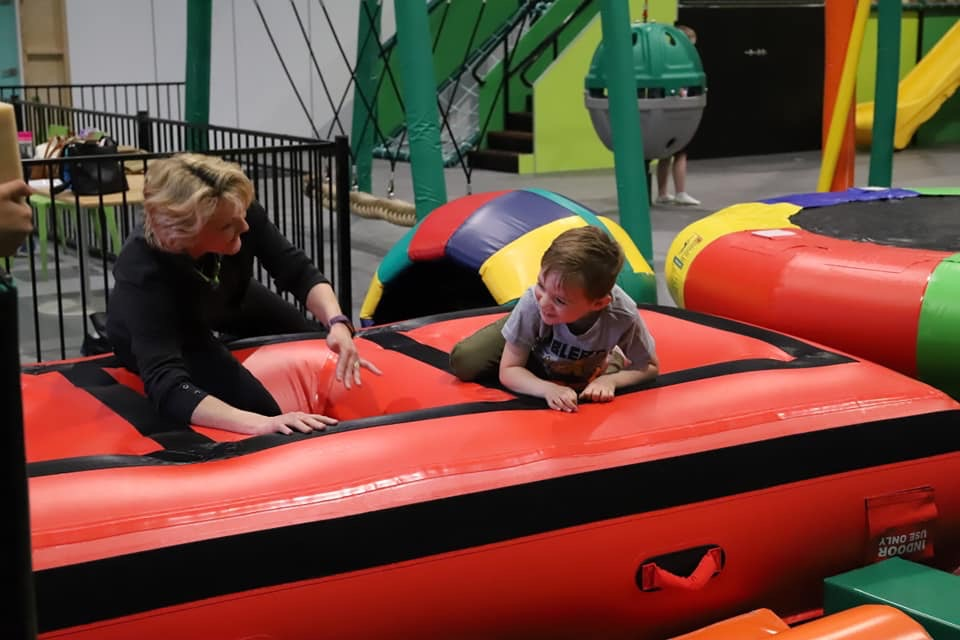 The Shine Shed, Australia's first play center for disabled and autistic children
