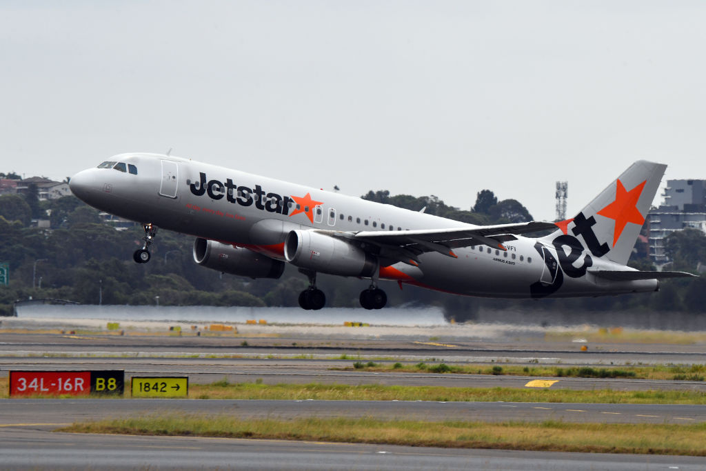 Article image for Jetstar strike: Union says workers are in 'mortal danger'