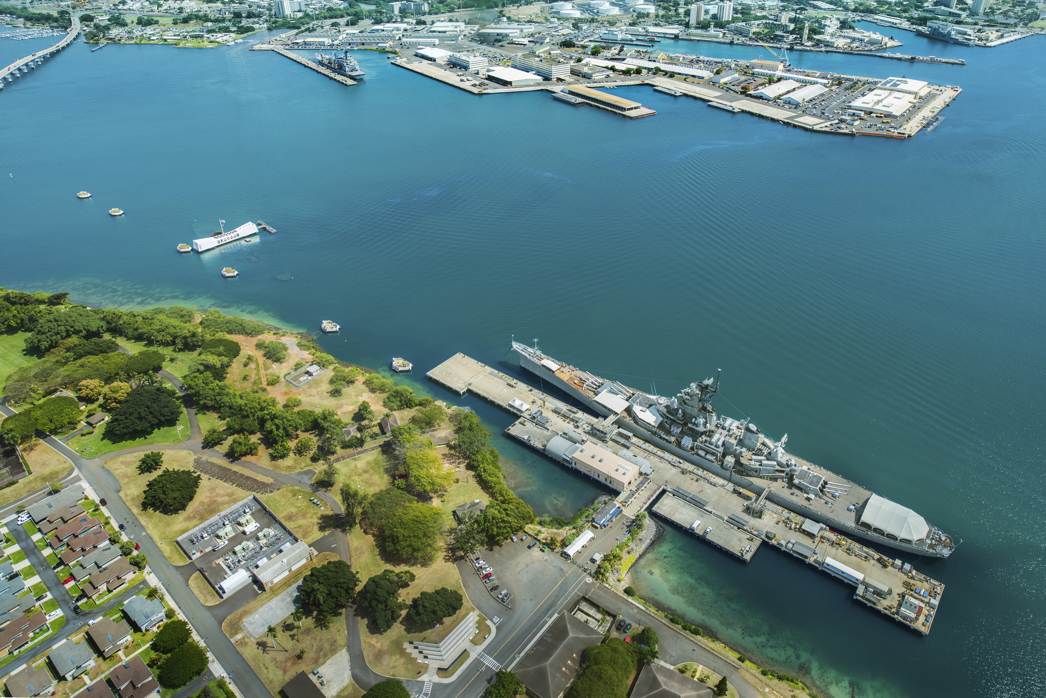 Article image for Multiple people shot at Pearl Harbor