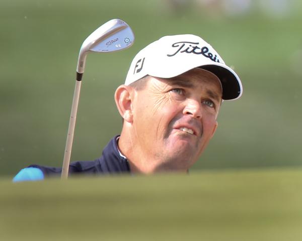 Aussie golf legend Greg Chalmers