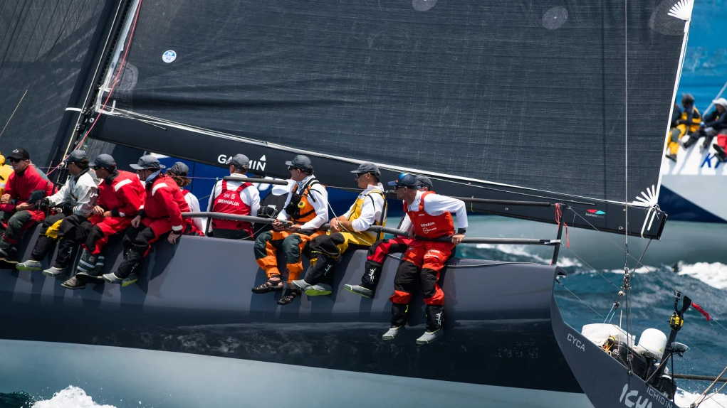 Article image for Ichi Ban declared overall winner of Sydney To Hobart after sailing through 'challenging conditions'