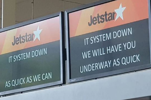 Article image for Jetstar leaves passengers stranded at Sydney airport