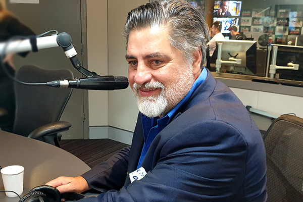 'No sacrifice': Matt Preston showcases tasty vegetarian meals