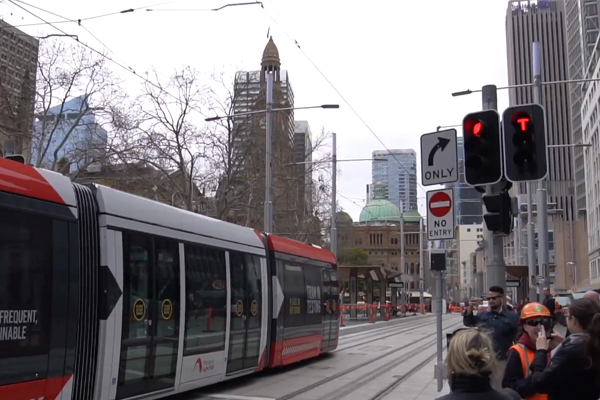 Article image for 'We are worried': Transport chief concerned ahead of Light Rail launch