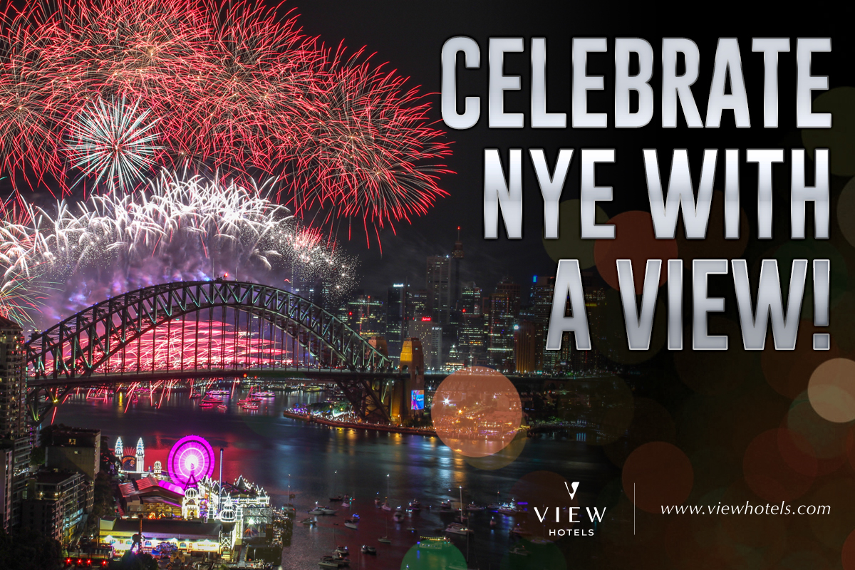 Win New Years Eve at View Sydney