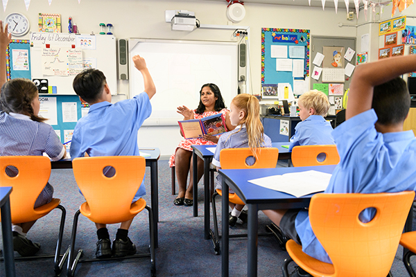 Article image for Government commits to education overhaul after dismal results